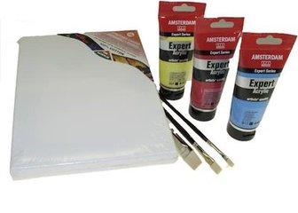 Schilderspakketten