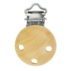 Speen clip hout
