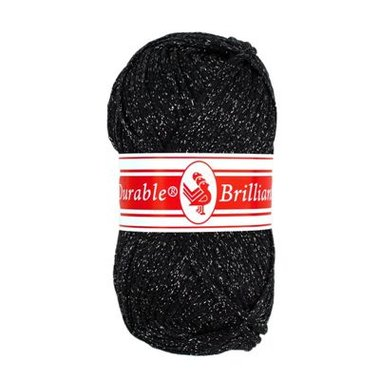 Durable Brilliant kleur Zwart nr. 000