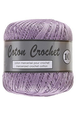 LY Coton Crochet 10 nr. 082 Lila