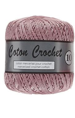 LY Coton Crochet 10 nr. 032 OudRose