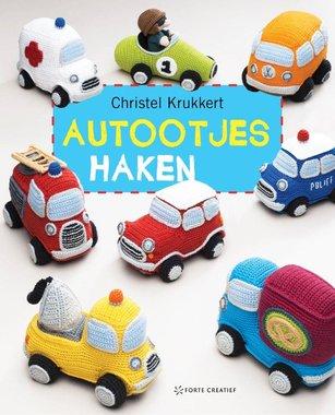 Autootjes haken / Christel Krukkert