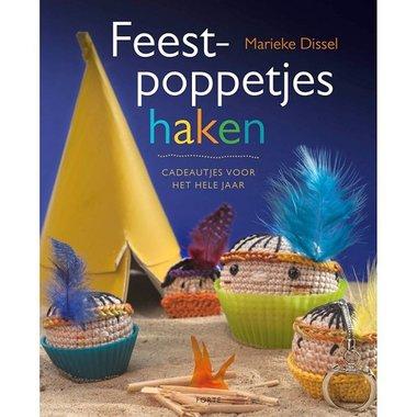 Feestpoppetjes haken / Mariek Dissel