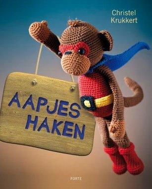 Aapjes haken / Christel Krukkert