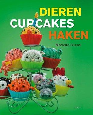 Dieren cupcakes haken / Marieke Dissel