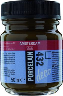 Amsterdam Deco Porcelain 50  ml Flacon 432 Terra