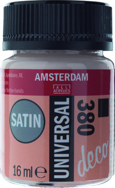 Amsterdam Deco Universal Satin 16 ml Flacon 380 Huidtint