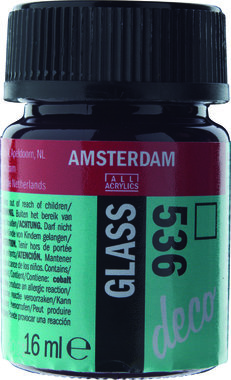 Amsterdam Deco Glass 16 ml Flacon 536 Violet