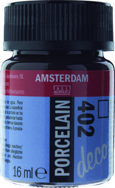 Amsterdam Deco Porcelain 16 ml Flacon 402 Donkerbruin
