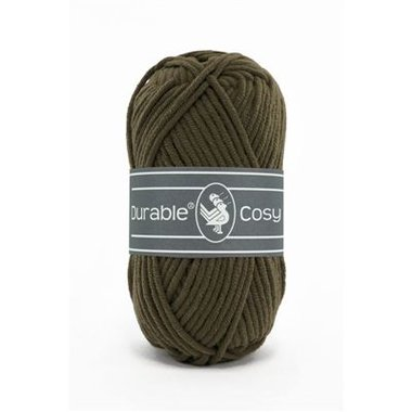 Durable Cosy Dark Olive nr 2149