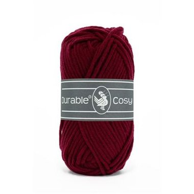Durable Cosy Bordeaux nr 222
