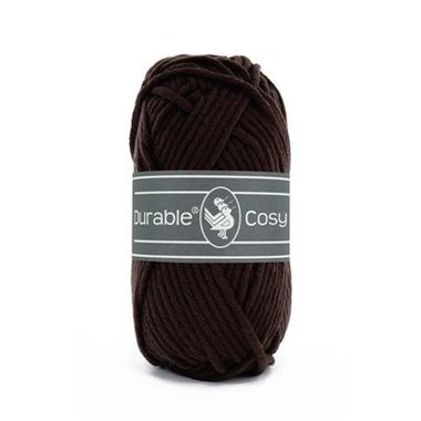 Durable Cosy Dark Brown nr 2230