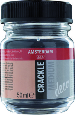Amsterdam Deco Crackle medium flacon 50 ml