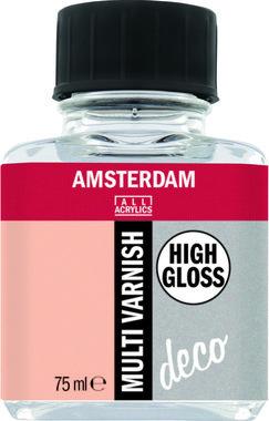 Amsterdam Deco Multi varnish High Gloss flacon 75 ml