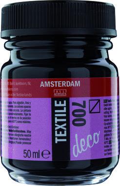 Amsterdam Deco Textiel 50 ml Flacon 700 Zwart