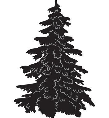 Marianne Design Craftable CR1224 Kerstboom