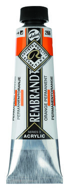 Rembrandt Acrylverf tube 40 ml nr. 266 Permanentoranje