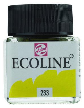 Ecoline Vloeibare waterverf flacon 30ml 233 Chartreuse
