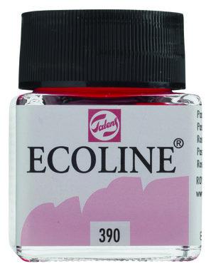 Ecoline Vloeibare waterverf flacon 30ml 390 Pastelroze