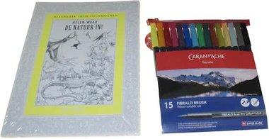 Kleurboek De Natuur In Pakket