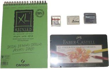 Faber Castell Kleur Pakket