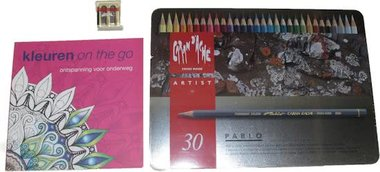 Kleuren On The Go Pakket