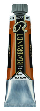 Rembrandt Olieverf 40 ml nr.  227 Gele Oker