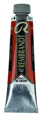 Rembrandt Olieverf 40 ml nr.  232  Oranje  Oker