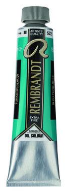 Rembrandt Olieverf 40 ml nr.  522 Turkooisblauw