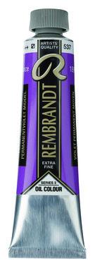 Rembrandt Olieverf 40 ml nr.  537 PermanentViolet Middel