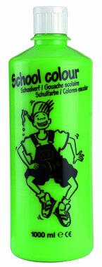 Schoolverf (Gouache) 1000 ml nr. 601 LichtGroen