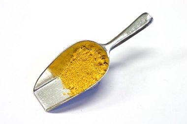 Pigmenten Geel Oker Citroen 100 gram