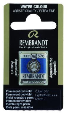 Rembrandt Aquarelverf napje nr. 576 BluePhtaloGroen