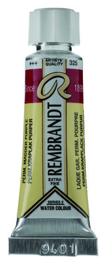 Rembrandt Aquarelverf nr 325 PermanentKraplak Purper tube 5 ml