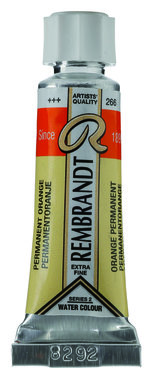 Rembrandt Aquarelverf nr 266 PermanentOranje tube 5 ml