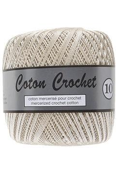 Ly Coton Crochet 10 nr.016 Creme