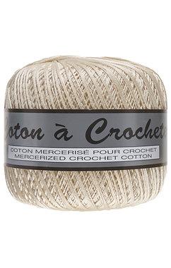 LY Coton a Crocheter 10 nr.016 Creme