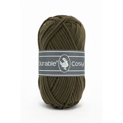 Durable Cosy Dark Olive nr 2149