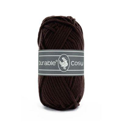 Durable Cosy Dark Brown nr 2230