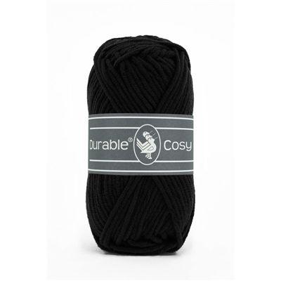 Durable Cosy Black nr 325