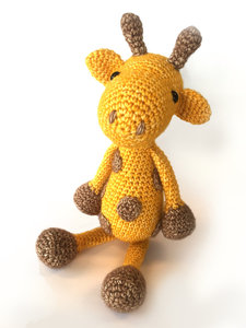 HardiCraft Haakpakket George de Giraffe