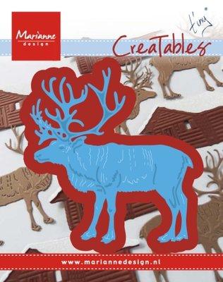 Marianne Design Creatable LR0442 Tiny's reindeer