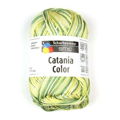 Schachenmayr Catania Color 076 Groen Color