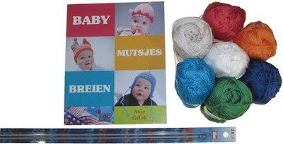 Baby Mutsen Breien Pakket