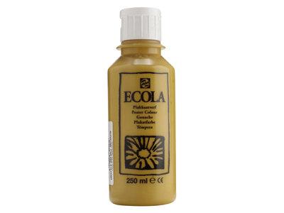 Ecola (Talens Plakkaatverf) 250 ml nr. 227 GeleOker