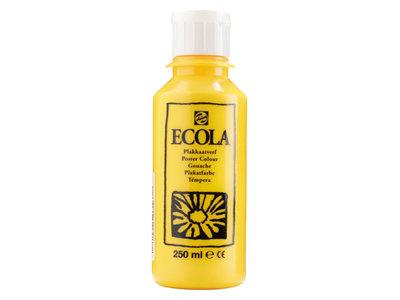 Ecola (Talens Plakkaatverf) 250 ml nr. 202 DonkerGeel