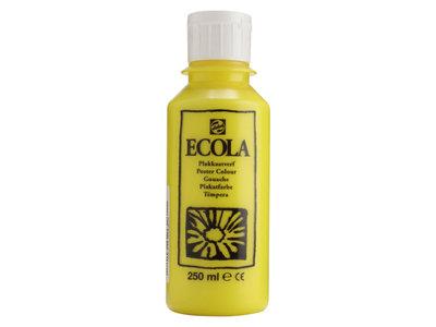 Ecola (Talens Plakkaatverf) 250 ml nr. 200 Geel
