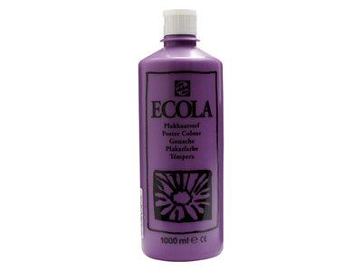 Ecola (Talens Plakkaatverf) 1000 ml nr. 536 Violet