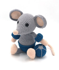 HardiCraft Haakpakket  Eddy Mouse