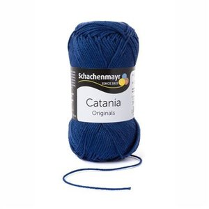 Schachenmayr Catania 164 Jeansblauw